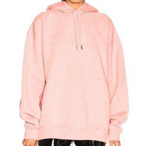 Acne studios Yala hoodie XS Pink Melange